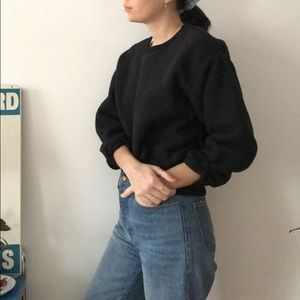 Everalne renew fleece sweatshirt